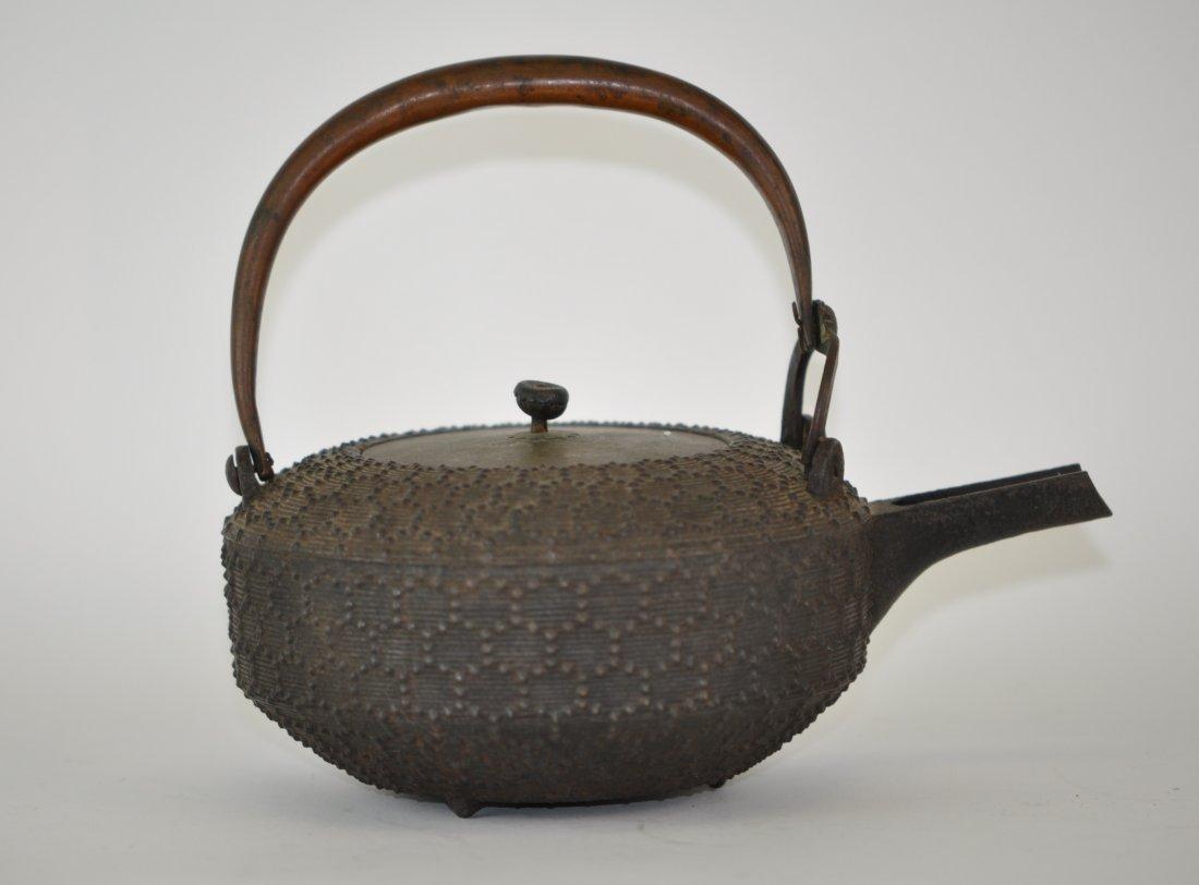4: Japanese Tea pot