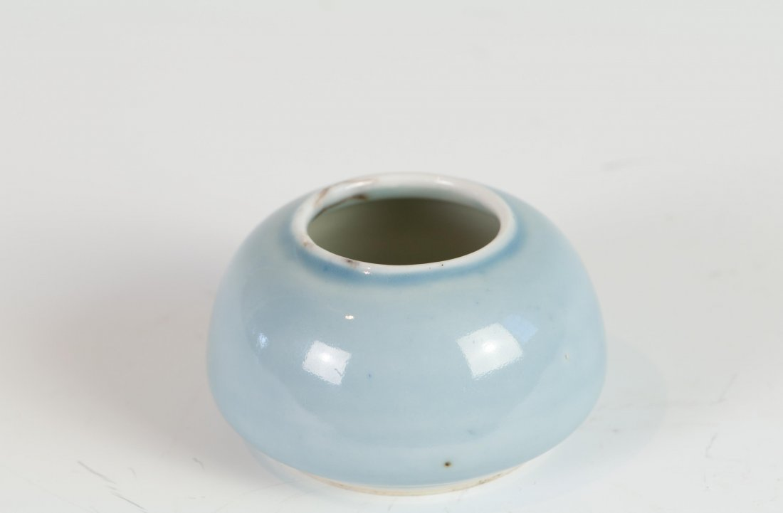 Chinese Clair-de-lune Water Dropper