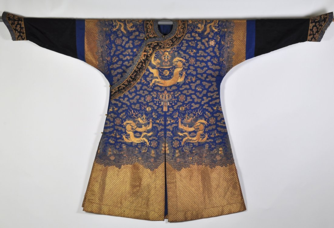 Chinese Large Imperial Robe