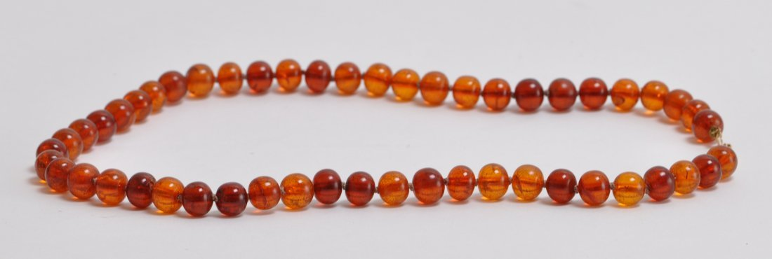Large and Long Amber - 2