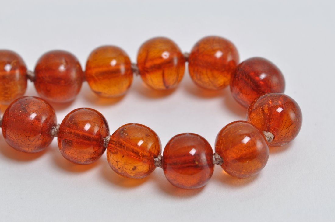 Large and Long Amber - 4
