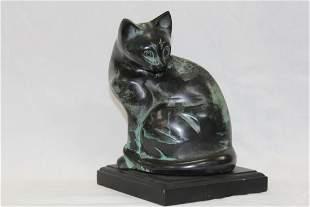 ASIAN BRONZE CAT