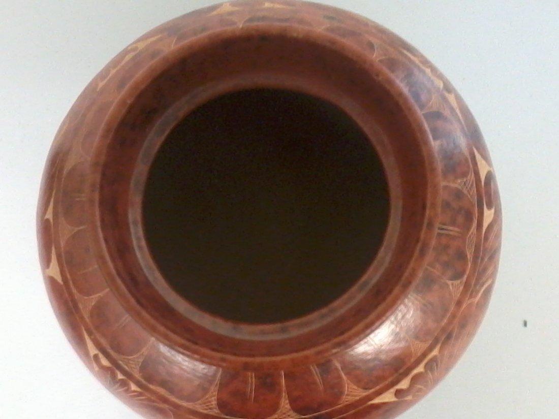 7011: Chinese pottery pot - 2