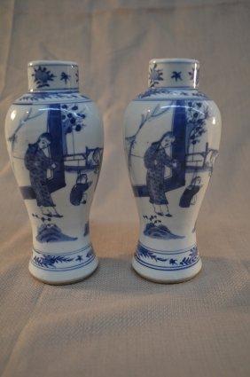 Pair Of Vase