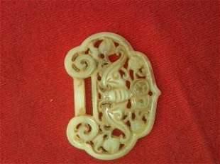 Tang dynasty jade pendant