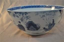 Very large White bowl