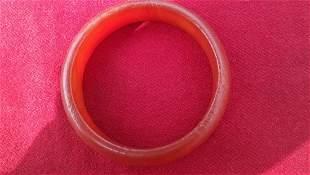Tang Dynasty agate bracelet