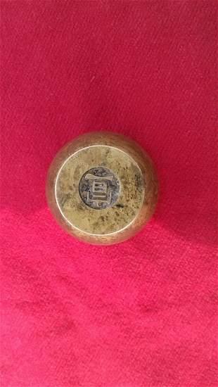 Tang Dynasty copper censer
