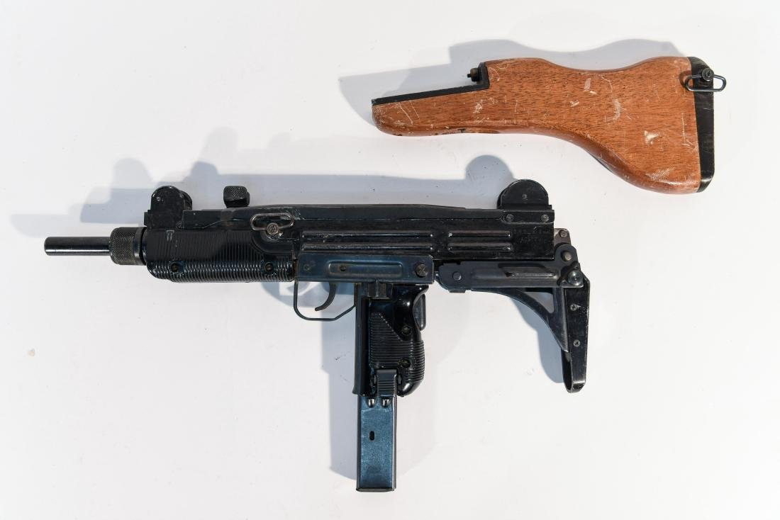 MARUSIN 9MM UZI MOVIE PROP MACHINE GUN