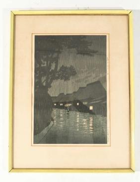 KAWASE HASUI (JAPAN 1883 -1957)