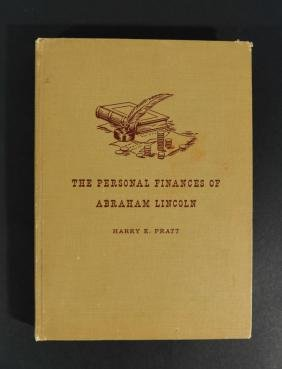 """""""THE PERSONAL FINANCES OF ABRAHAM LINCOLN"""""""