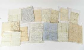 COLLECTION OF CIVIL WAR LETTERS