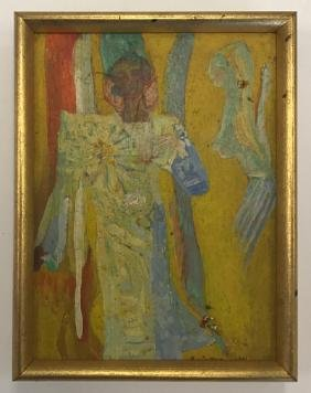 MARY JOAN BASSARO (20TH CEN ARTIST)