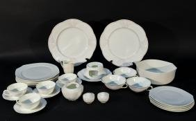 GROUPING OF VILLEROY & BOCH CHINA