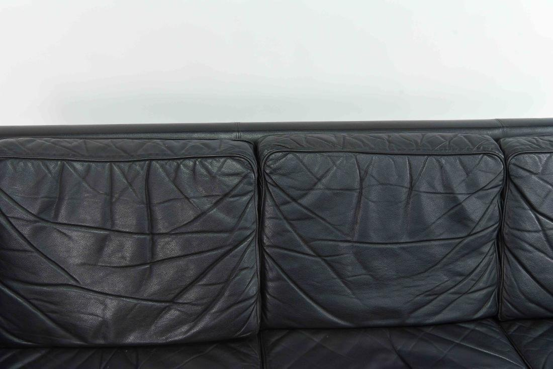 BORGE MOGENSEN STYLE THREE SEAT SOFA BY STOUBY - 2