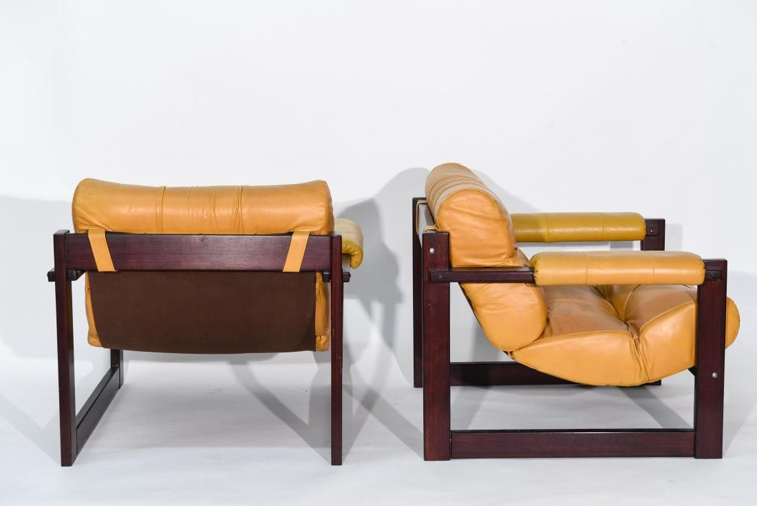 PERCIVAL LAFER SOFA & CHAIRS - 10