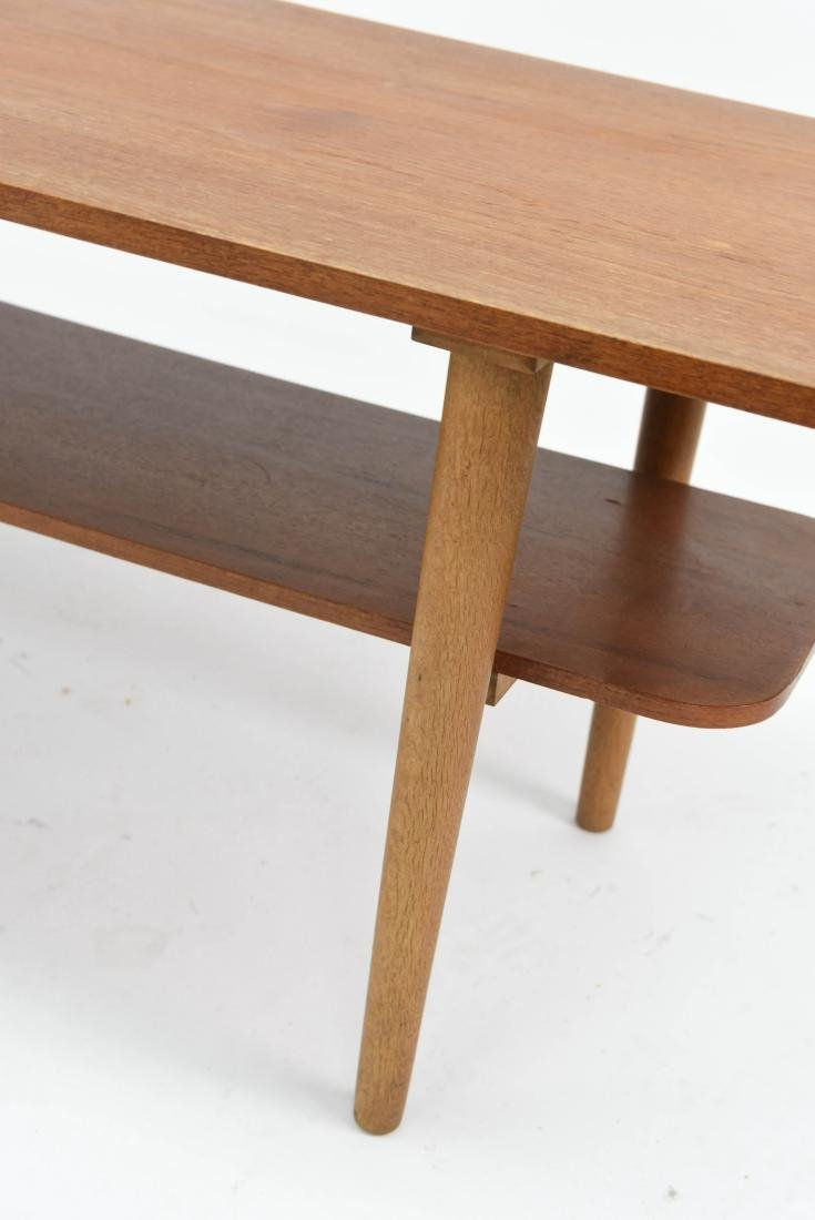 DANISH TEAK COFFEE TABLE - 4