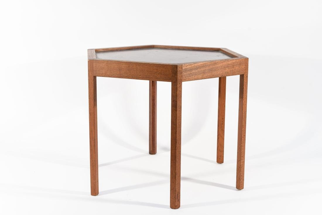 HANS ANDERSEN HEXAGONAL SIDE TABLE