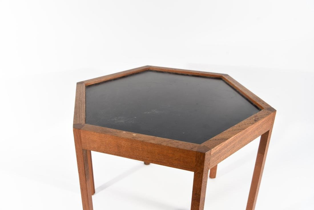 HANS ANDERSEN HEXAGONAL SIDE TABLE - 2