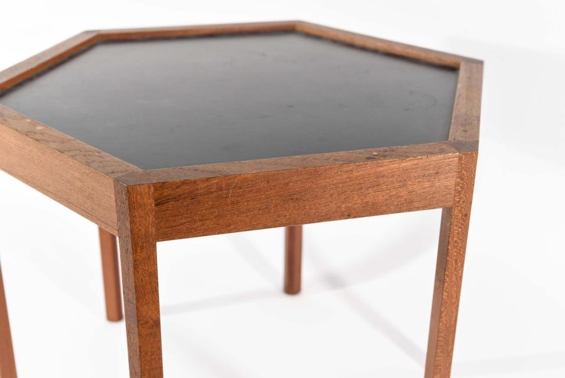 HANS ANDERSEN HEXAGONAL SIDE TABLE - 4
