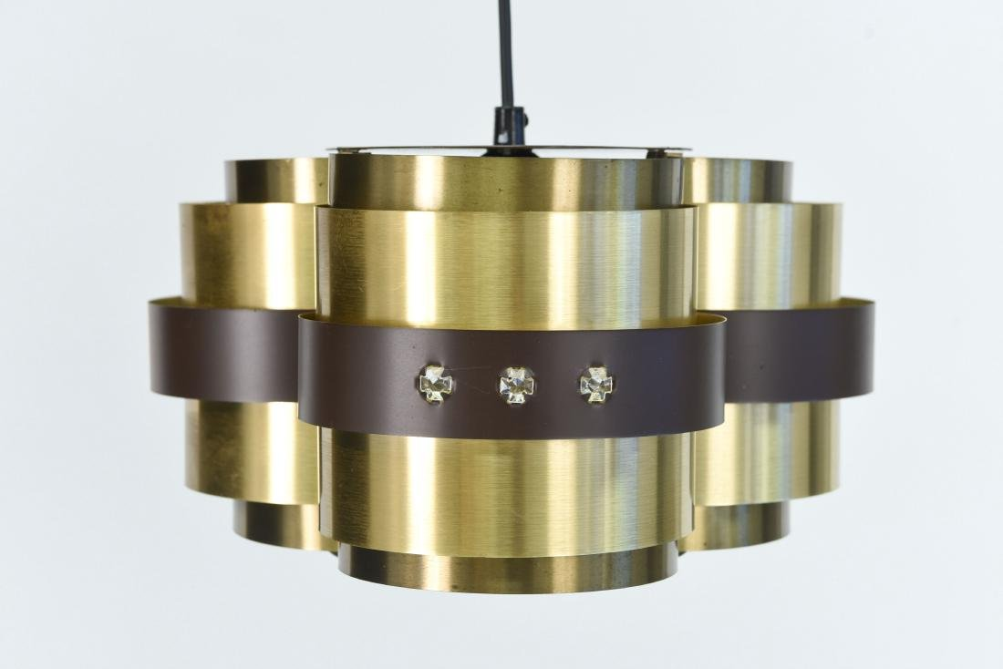VERNER SCHOU FOR CORONELL ELEKTRO PENDANT LAMP