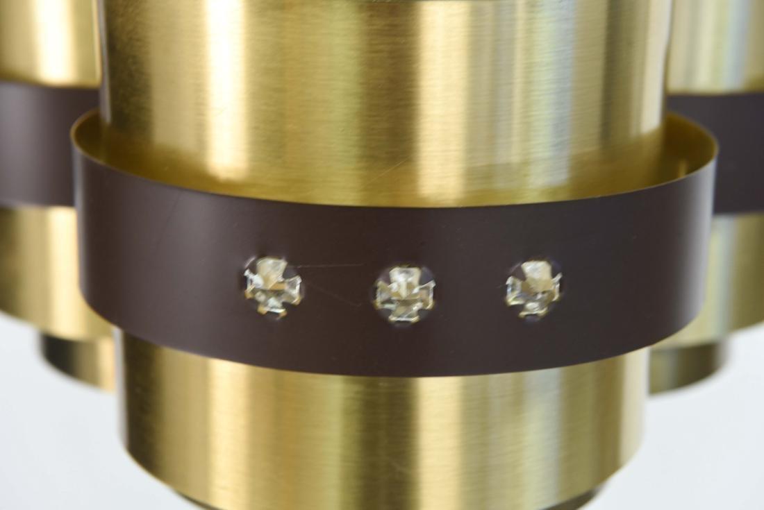 VERNER SCHOU FOR CORONELL ELEKTRO PENDANT LAMP - 2