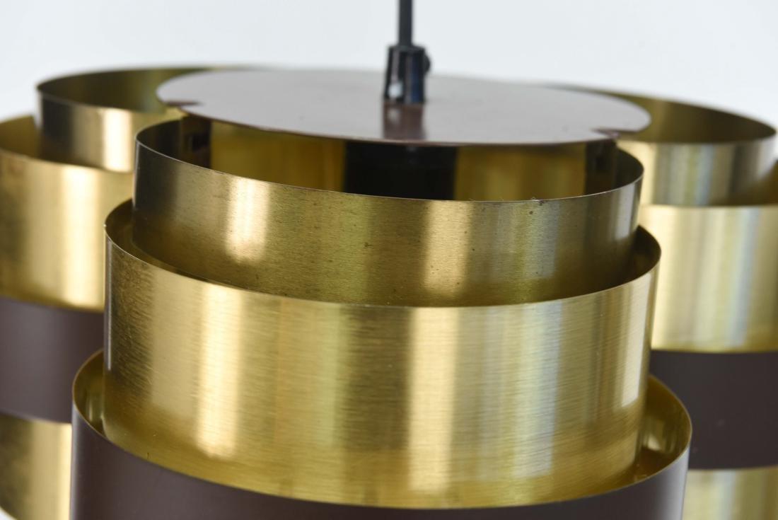 VERNER SCHOU FOR CORONELL ELEKTRO PENDANT LAMP - 3