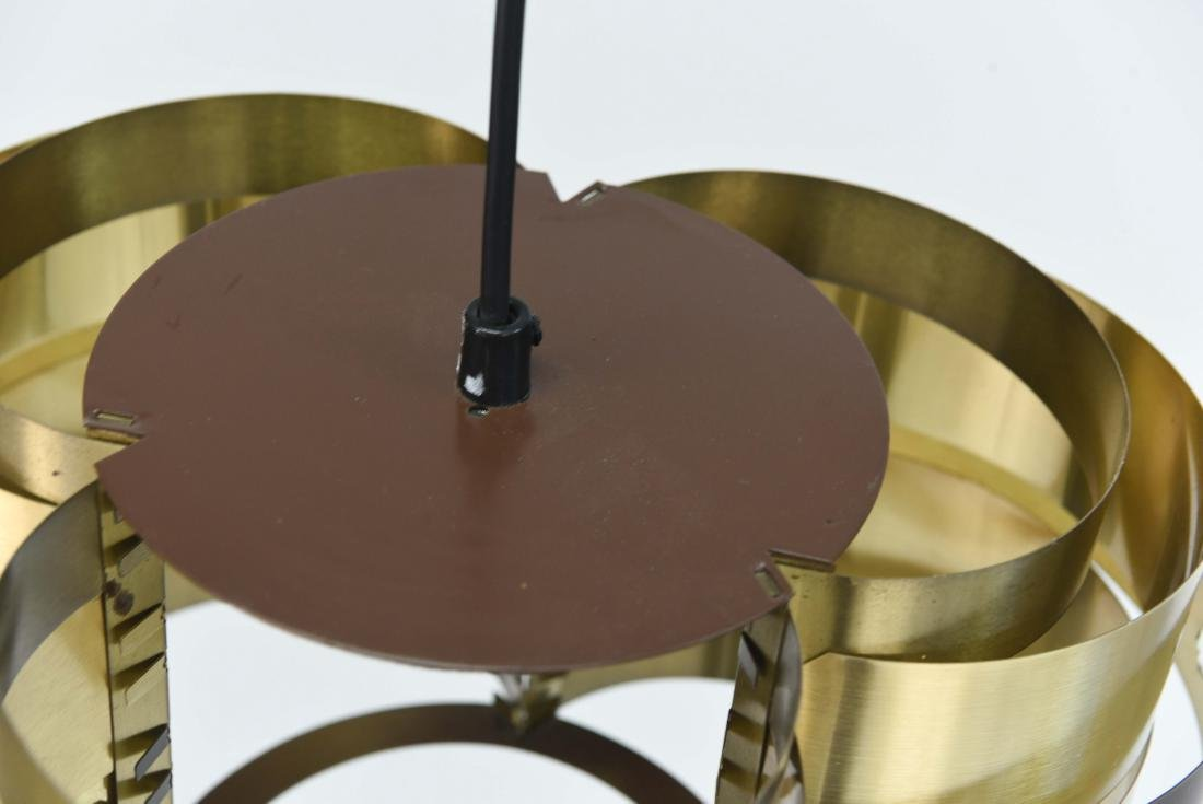 VERNER SCHOU FOR CORONELL ELEKTRO PENDANT LAMP - 4