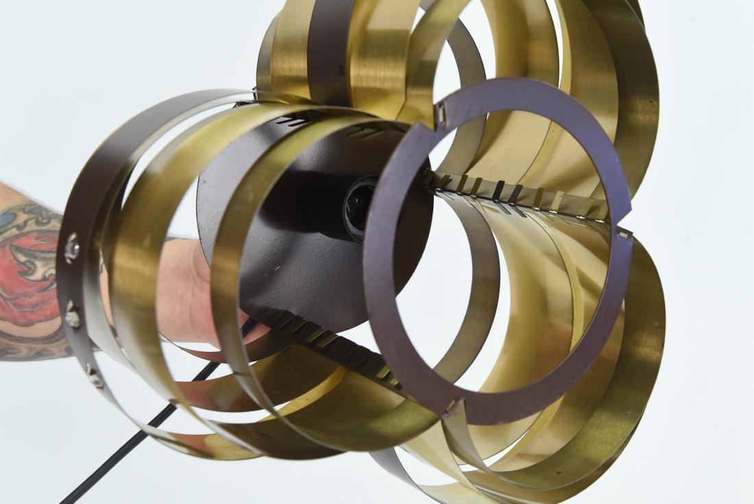 VERNER SCHOU FOR CORONELL ELEKTRO PENDANT LAMP - 5