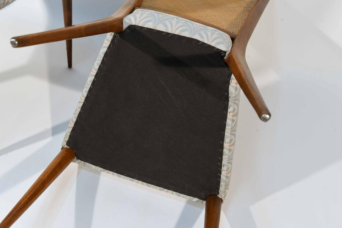 (6) ERNO FABRY DINING CHAIRS - 10