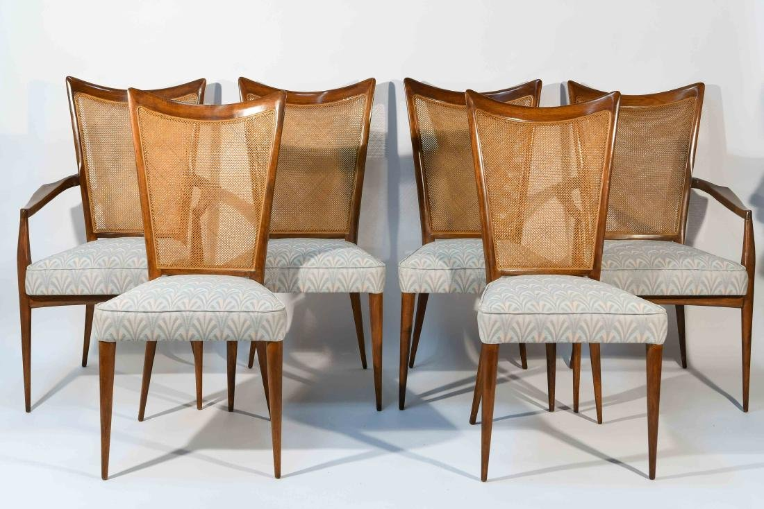 (6) ERNO FABRY DINING CHAIRS
