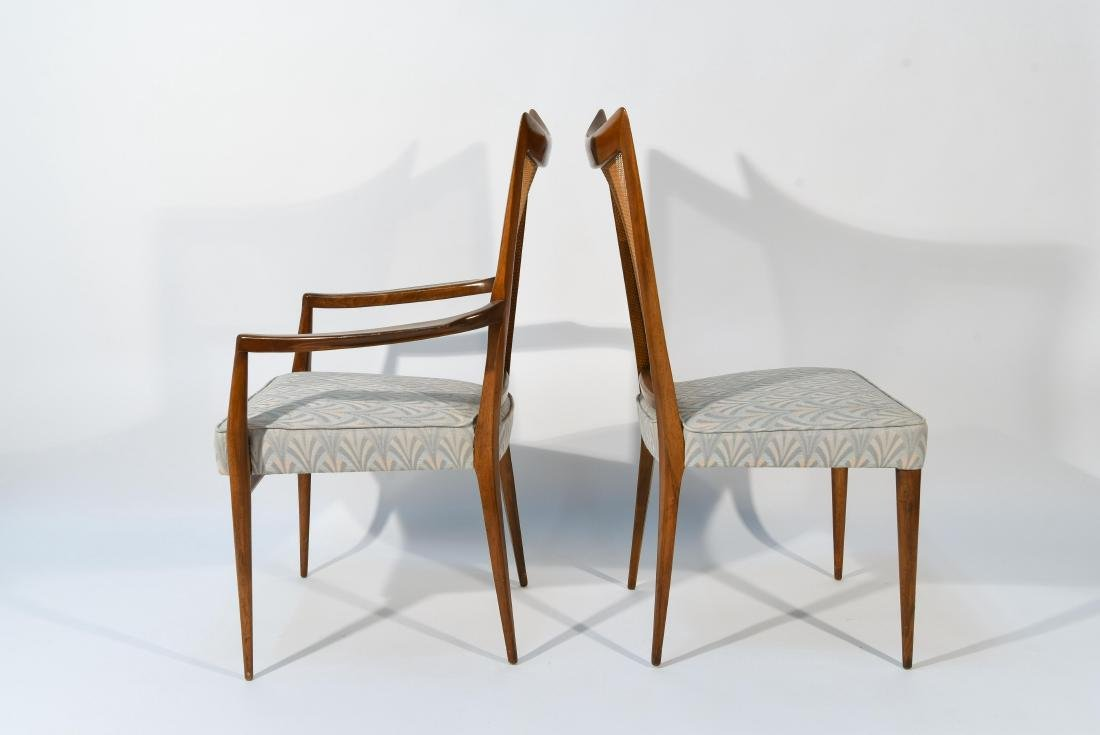 (6) ERNO FABRY DINING CHAIRS - 8