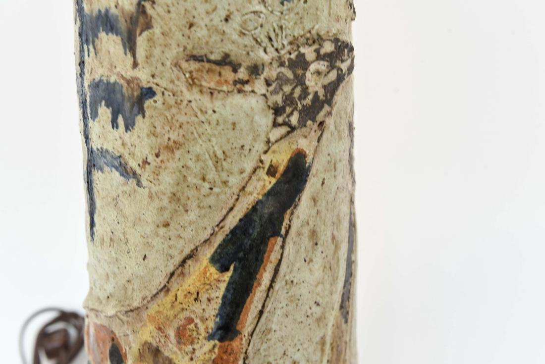 MID-CENTURY GAMBONE STYLE TABLE LAMP - 7