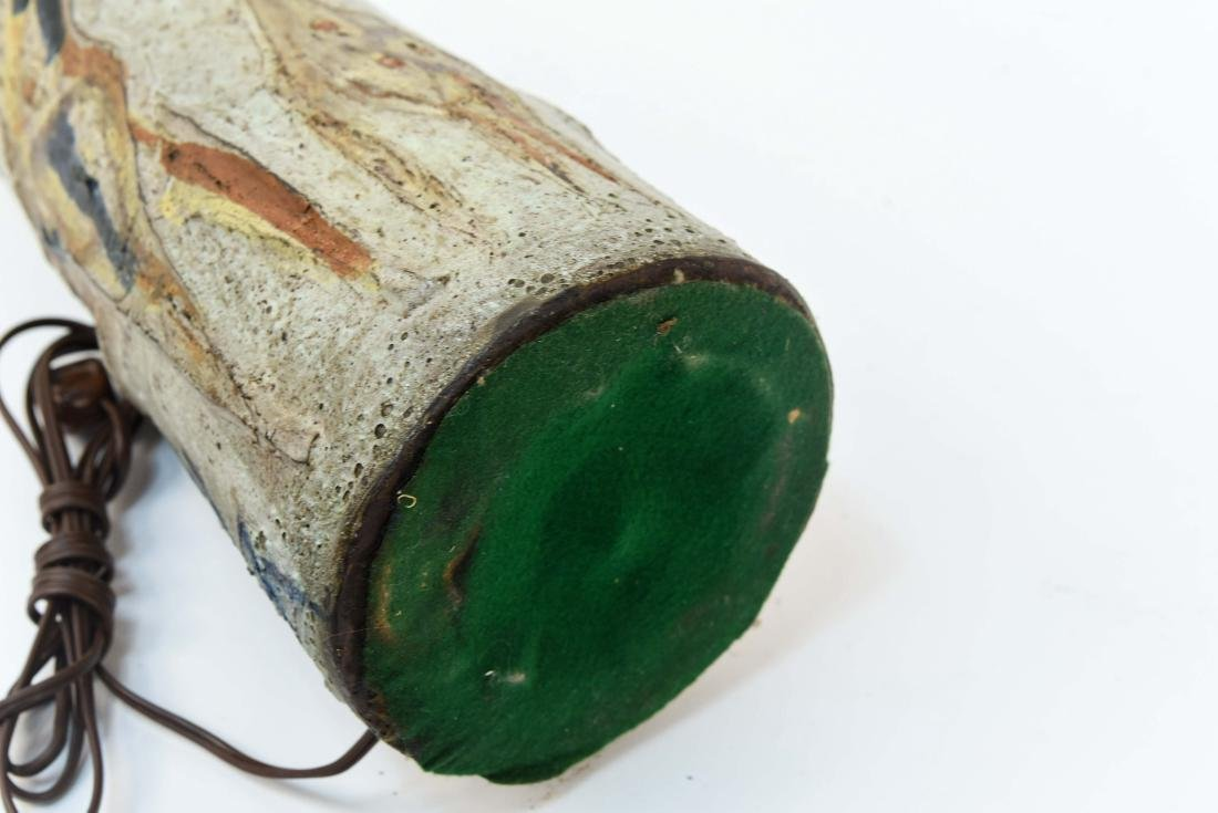 MID-CENTURY GAMBONE STYLE TABLE LAMP - 9