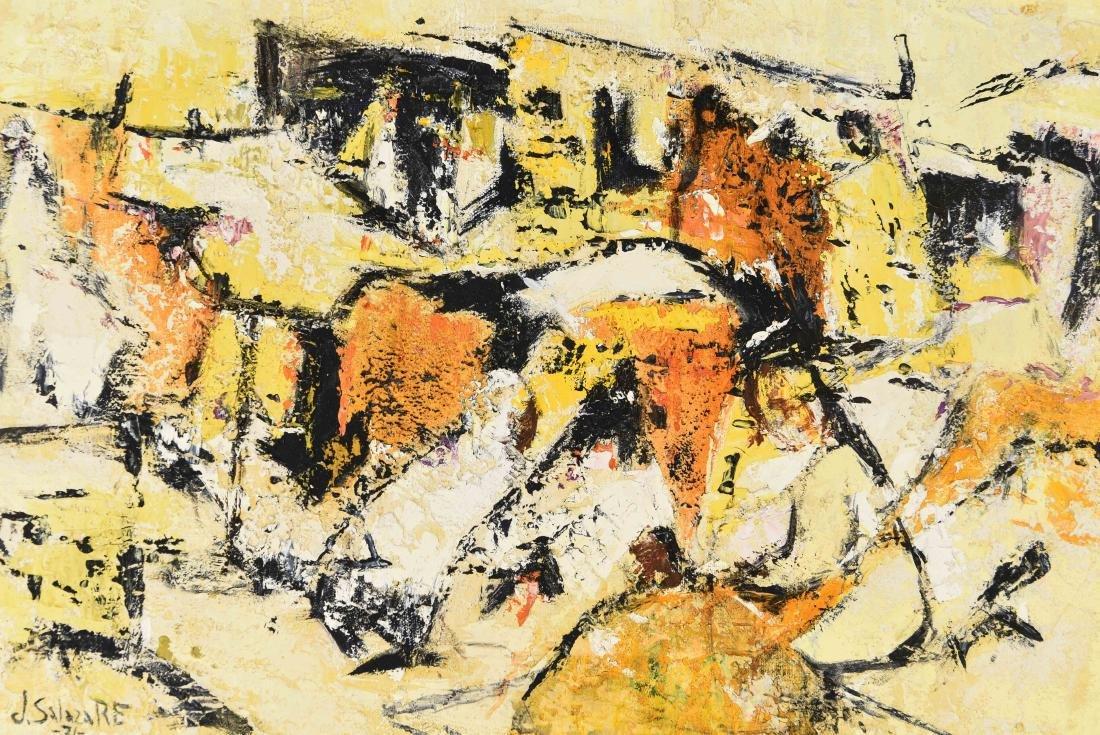 JOSE SALAZAR RUIZ (SPANISH, 1926-2006) - 2