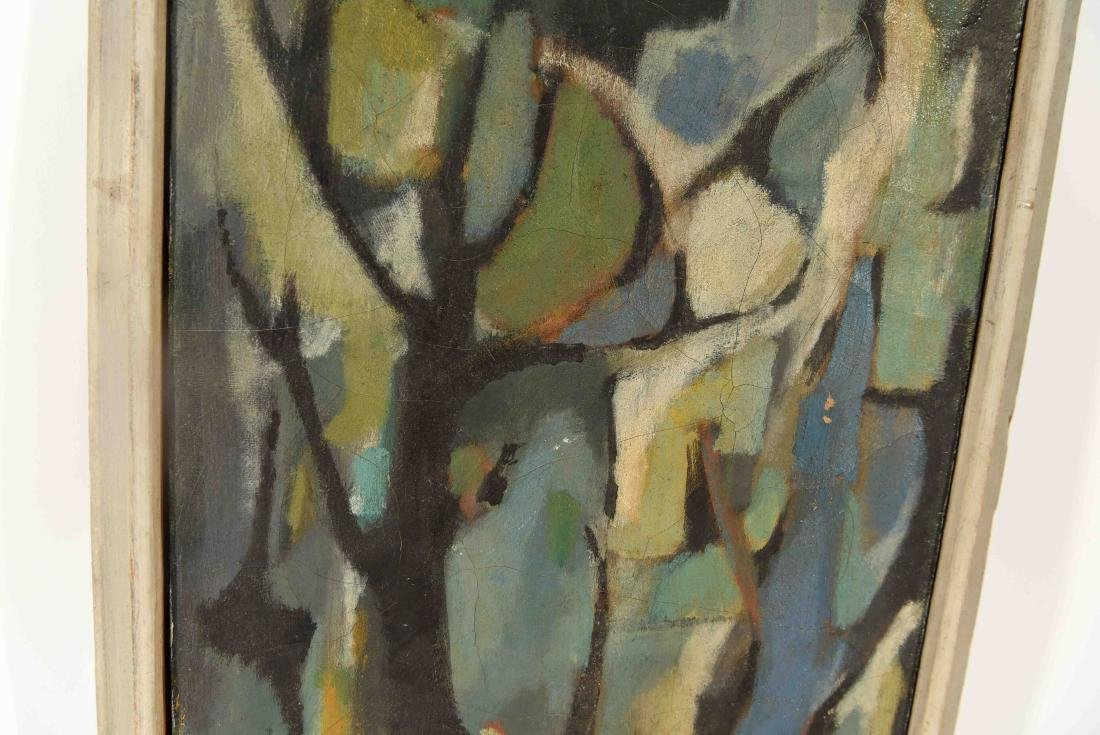 ABSTRACT O/C GAIL LEFF - 6