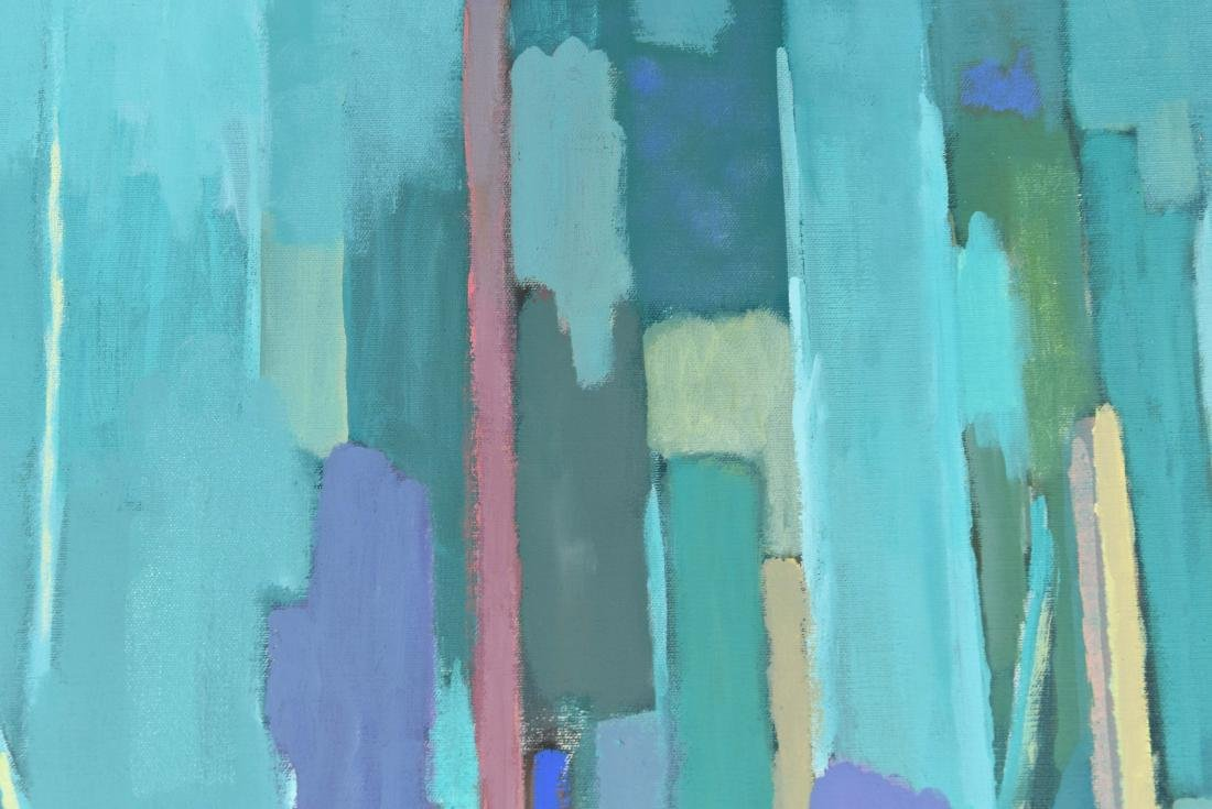 ABSTRACT O/C PAINTING - 2