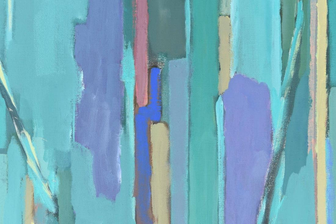ABSTRACT O/C PAINTING - 3