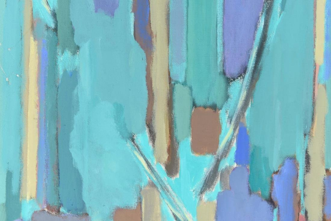 ABSTRACT O/C PAINTING - 4
