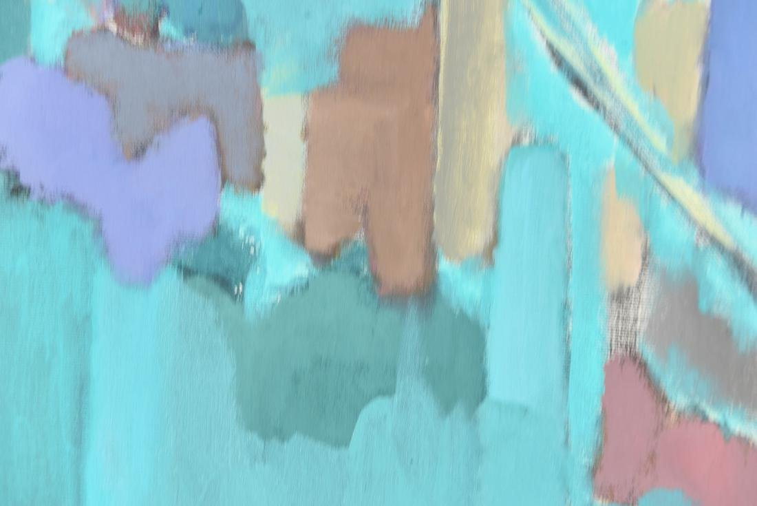 ABSTRACT O/C PAINTING - 6