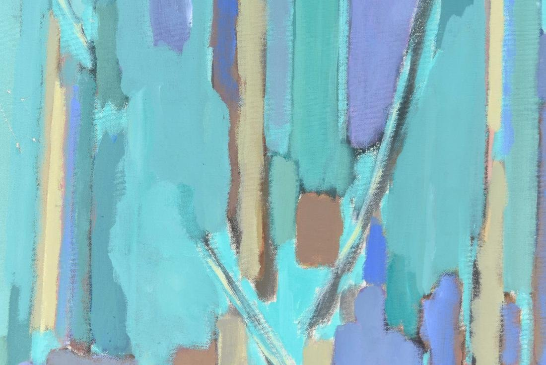 ABSTRACT O/C PAINTING - 7