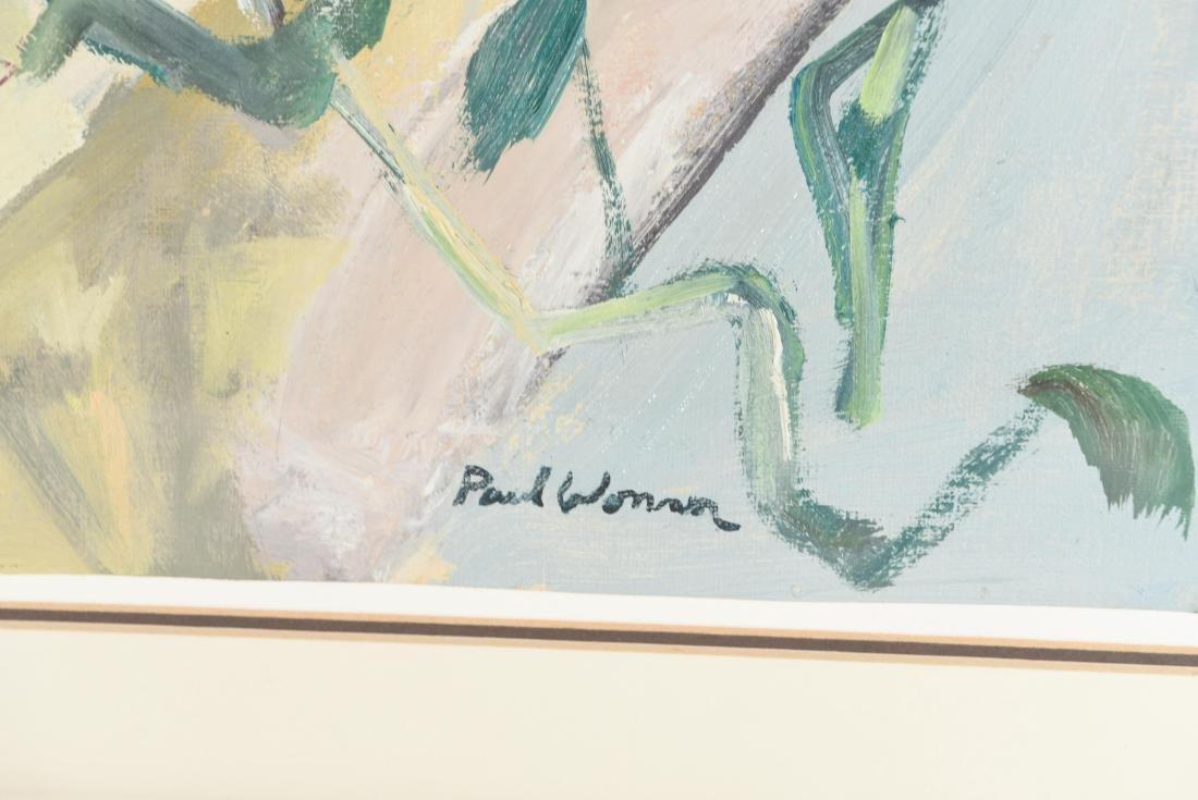 PAUL WONNER (AMERICAN 1920-2008) - 6