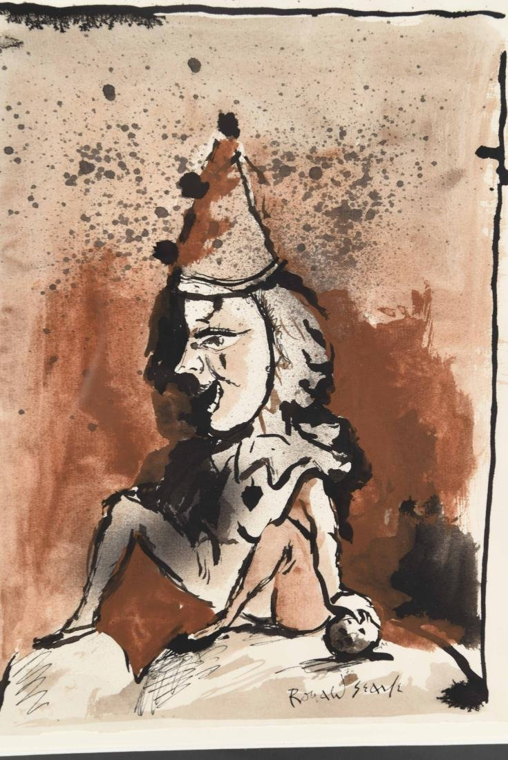RONALD SEARLE (BRITISH 1920-2011) - 2