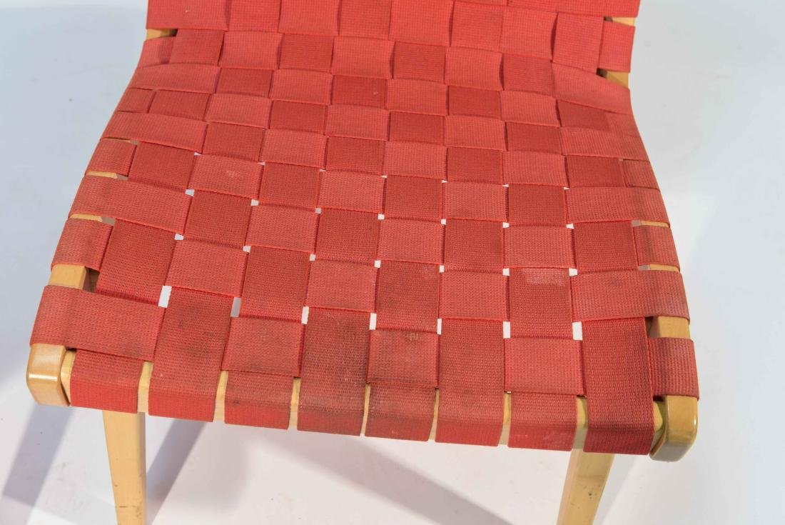 PAIR OF JENS RISOM LOUNGE CHAIRS - 4
