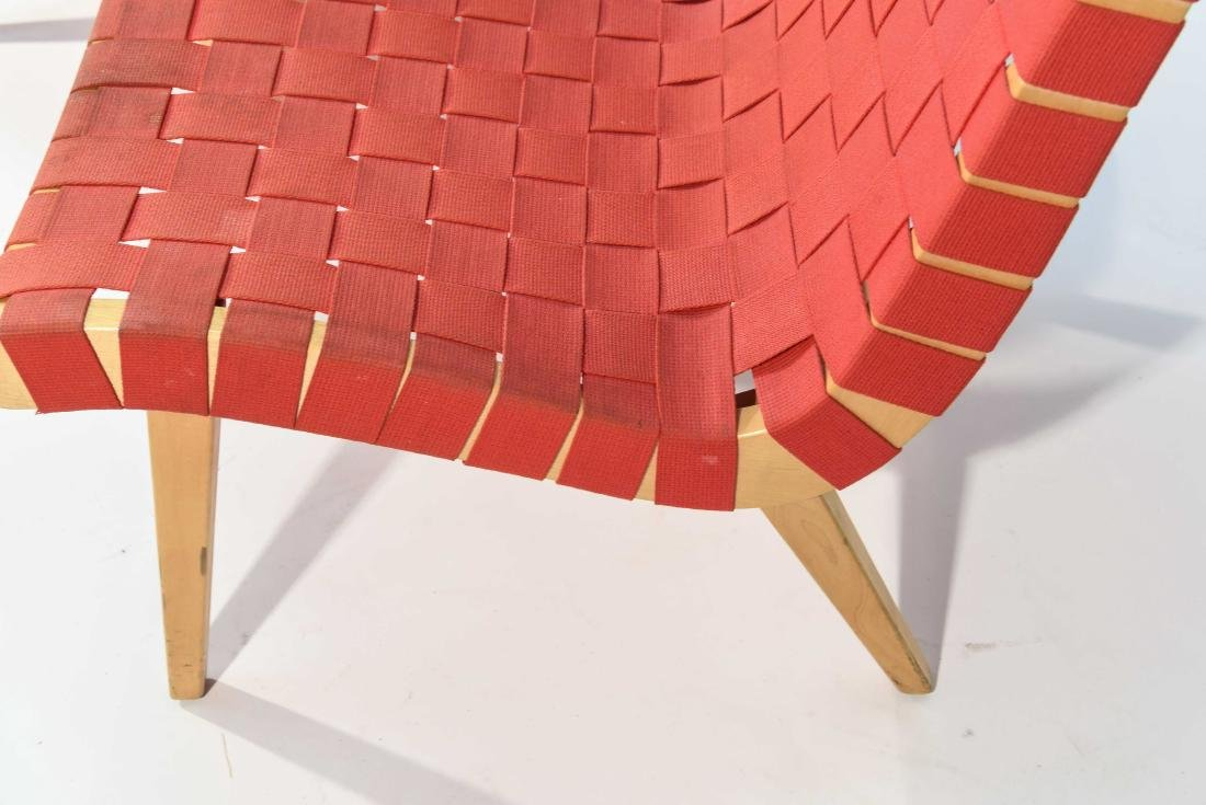 PAIR OF JENS RISOM LOUNGE CHAIRS - 7