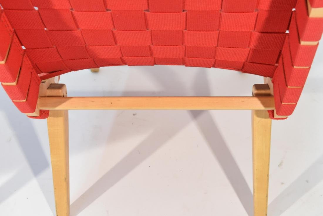 PAIR OF JENS RISOM LOUNGE CHAIRS - 9