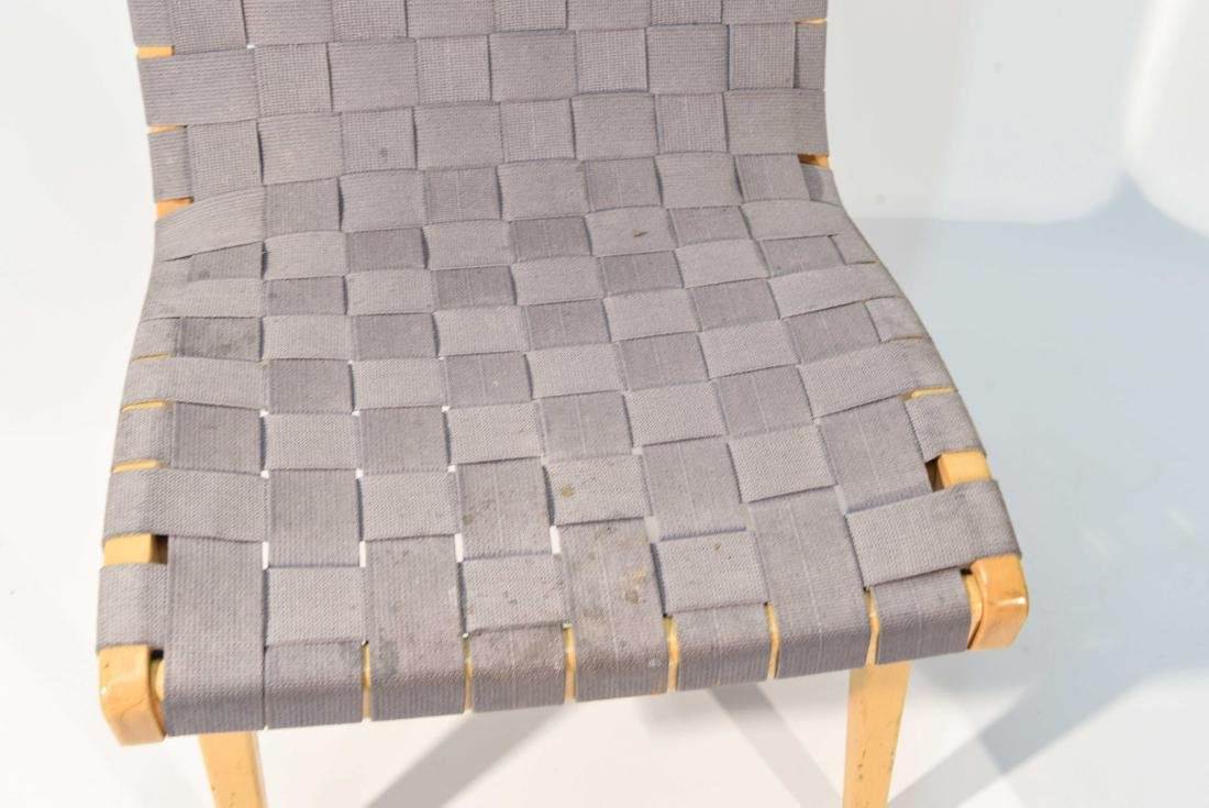 PAIR OF JENS RISOM LOUNGE CHAIRS - 2