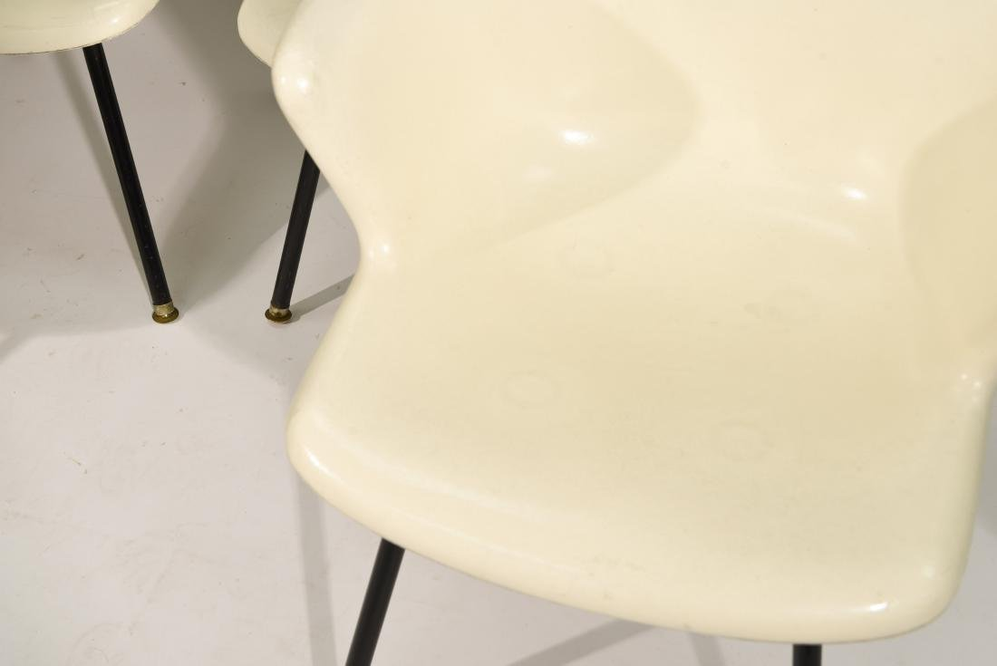 (4) EAMES HERMAN MILLER CHAIRS - 2