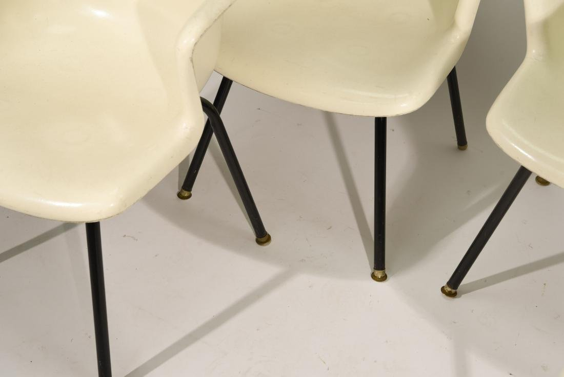 (4) EAMES HERMAN MILLER CHAIRS - 4
