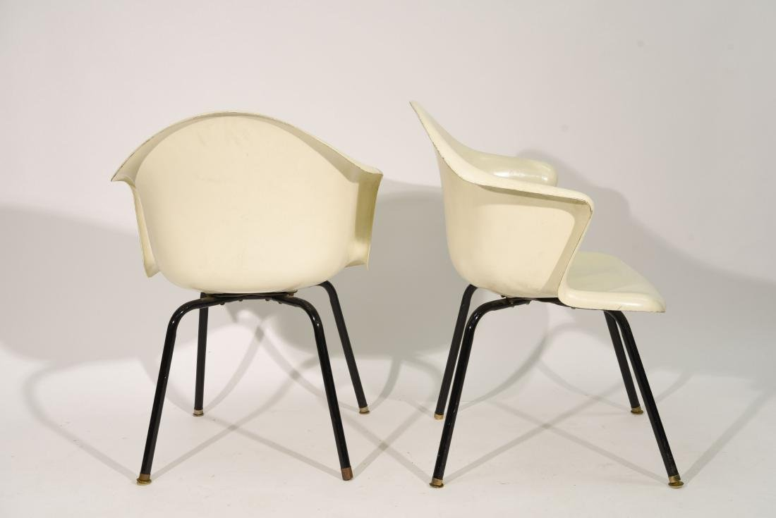 (4) EAMES HERMAN MILLER CHAIRS - 5